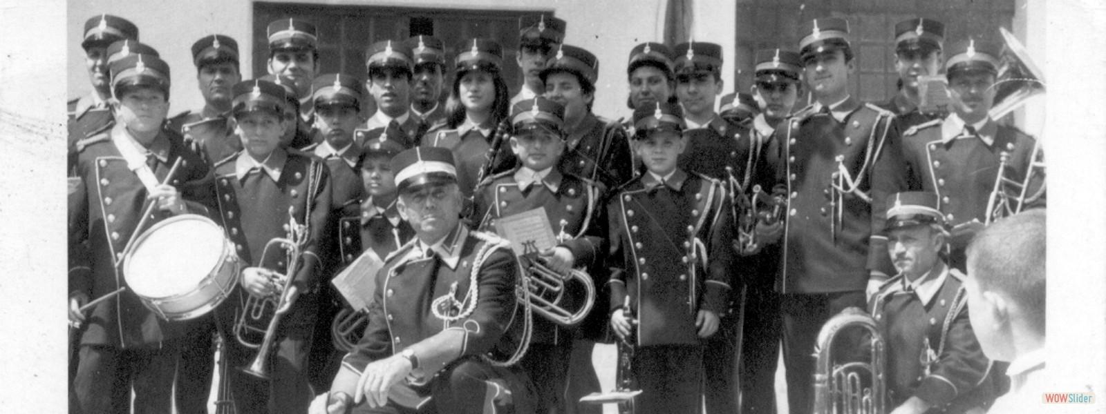 Αρχιμουσικός  Κρητικός Βασίλειος -1970